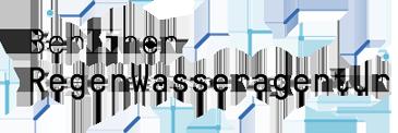 Logo der Berliner Regenwasseragentur
