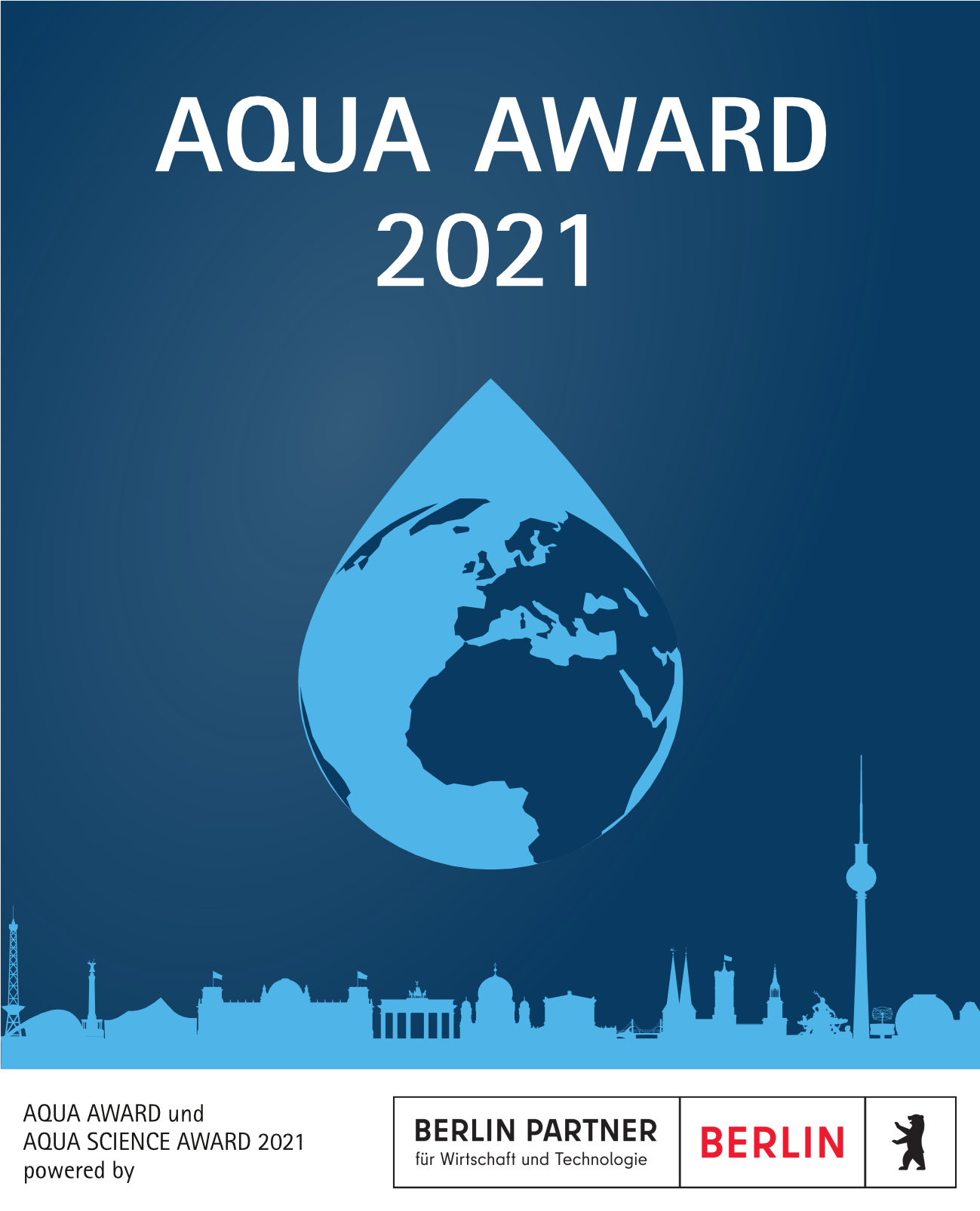 Signet des AQUA AWARD 2021