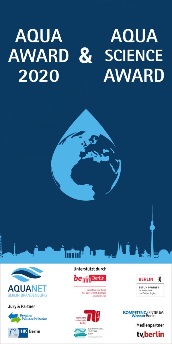 Logo AQUA AWARD