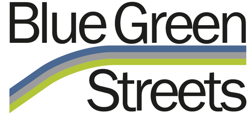 BlueGreenStreets Projektlogo