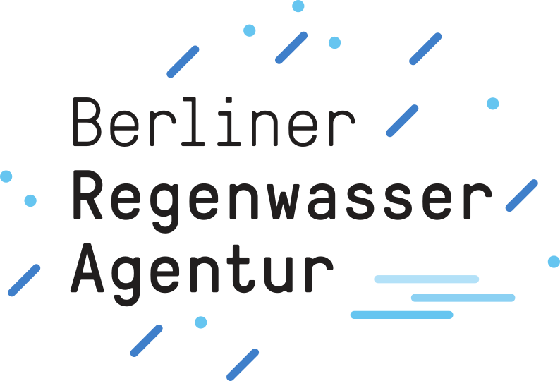 Logo Berliner Regenwasseragentur
